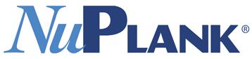 NuPlank Aluminum Plank Doors Logo
