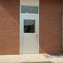 aluminum-plank-door-single-half-light-entry